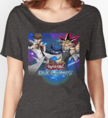 Yu-Gi-Oh! Duel Links Women's Relaxed Fit T-Shirt