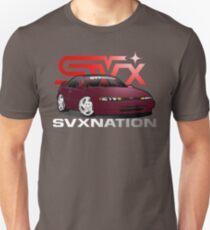 New SVX NATION T-SHIRT CLARET T-Shirt