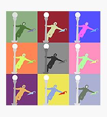 gene kelly from singing in the rain Photographic Print