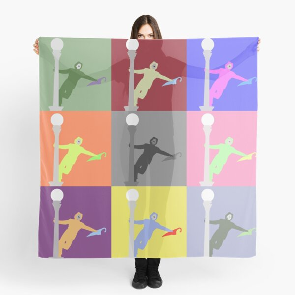 gene kelly from singing in the rain Scarf