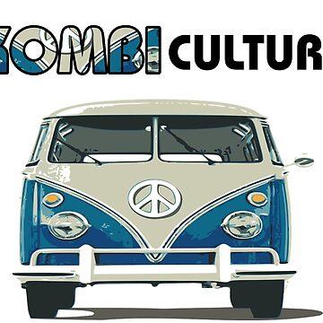 KOMBI CAR SHIRT by alexonboard