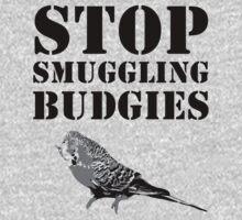 Stop smuggling budgies