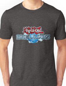 Yu-Gi-Oh! Duel Links logo Unisex T-Shirt