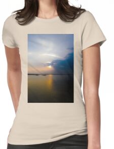 Majestic Womens Fitted T-Shirt