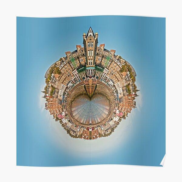 World in Oban Poster