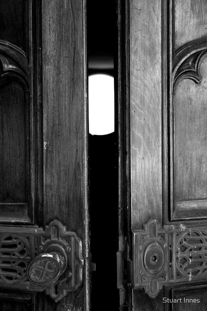 Doors of deception by Stuart Innes
