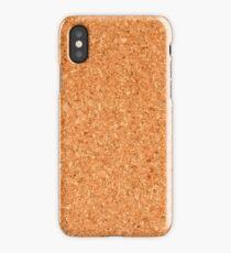 Cork iPhone Case/Skin