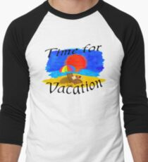 Time for Vacation T-Shirt
