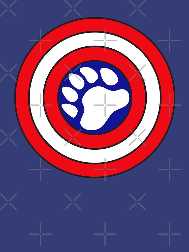 Kapitän Bearmerica von Steve616