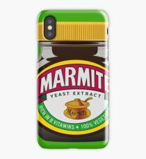 marmite jar iPhone Case/Skin