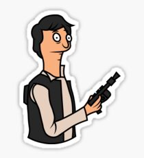 Bob Solo Sticker