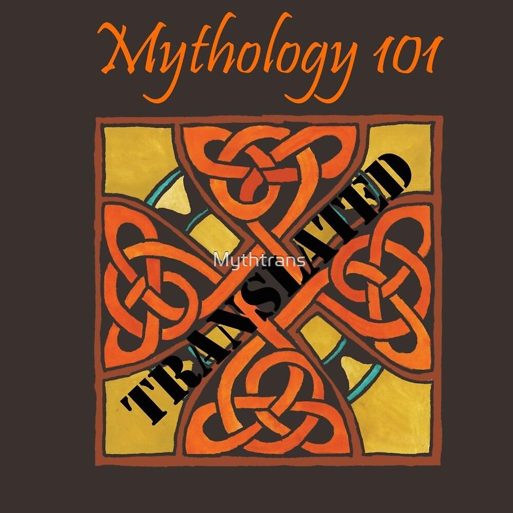 Mythology Translated Logo by Mythtrans