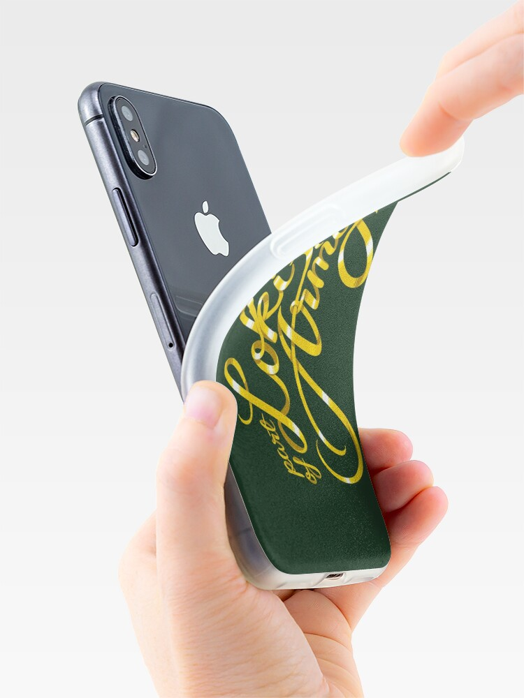 Alternate view of Army iPhone Case & Cover