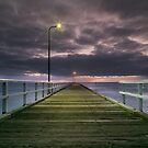 Seaford Pier, Victoria by Fiona Kersey