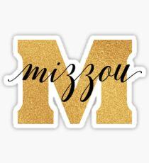 Mizzou Sticker