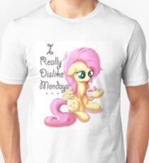 Good Morning Fluttershy Unisex T-Shirt