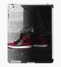 Bred iPad Case/Skin
