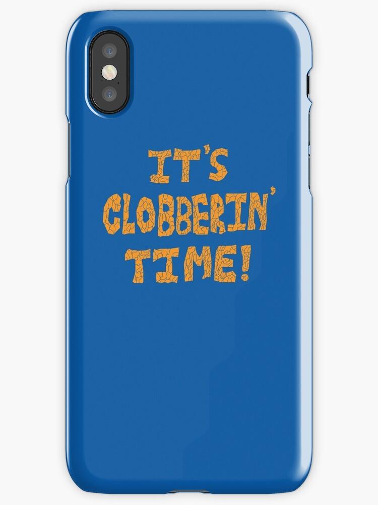 It's Clobberin' Time! by Jonah Block