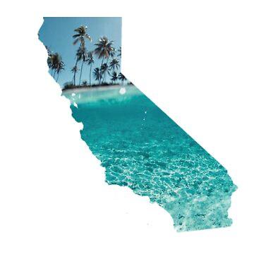 Kalifornien tropisch von divinefemme