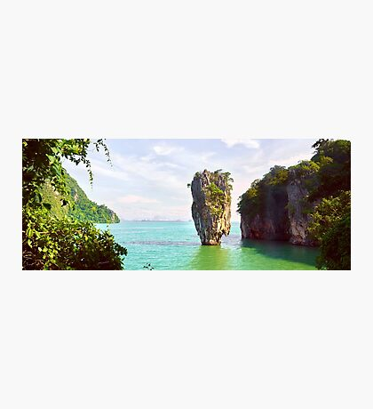 James Bond Island Paradise Photographic Print