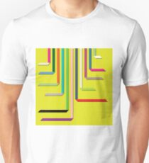 abstract piece which we simply call 'ribbons' Unisex T-Shirt