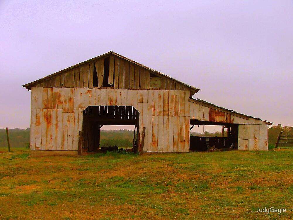 Alabama Barn by Judy Gayle Waller