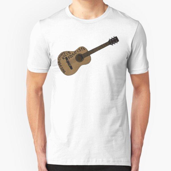 This Machine Kills Fascists guitar Kids Sweatshirt guitarist activism politics