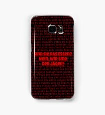Guren no Yumiya Lyrics (Attack on Titan) Samsung Galaxy Case/Skin