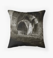 The Chapel Throw Pillow