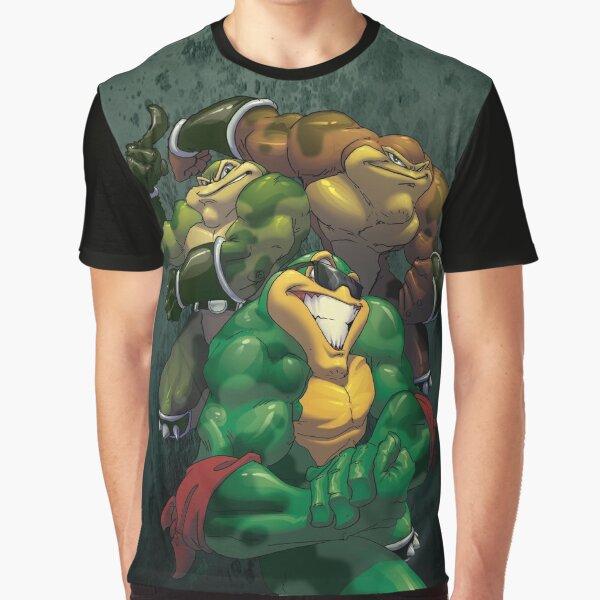TOADZ Graphic T-Shirt