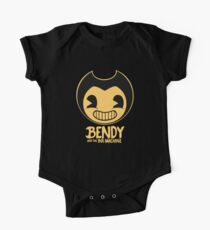 Bendy and the Ink Machine One Piece - Short Sleeve