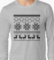 Winter time white Long Sleeve T-Shirt