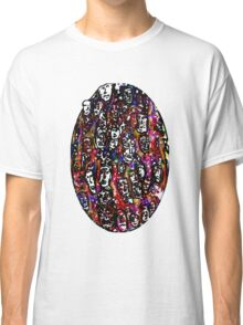 tree bark people Classic T-Shirt