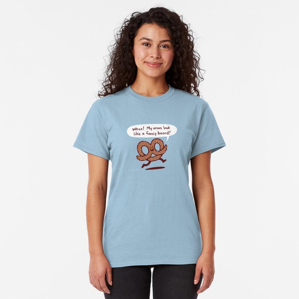 Pretzel Pat Classic T-Shirt