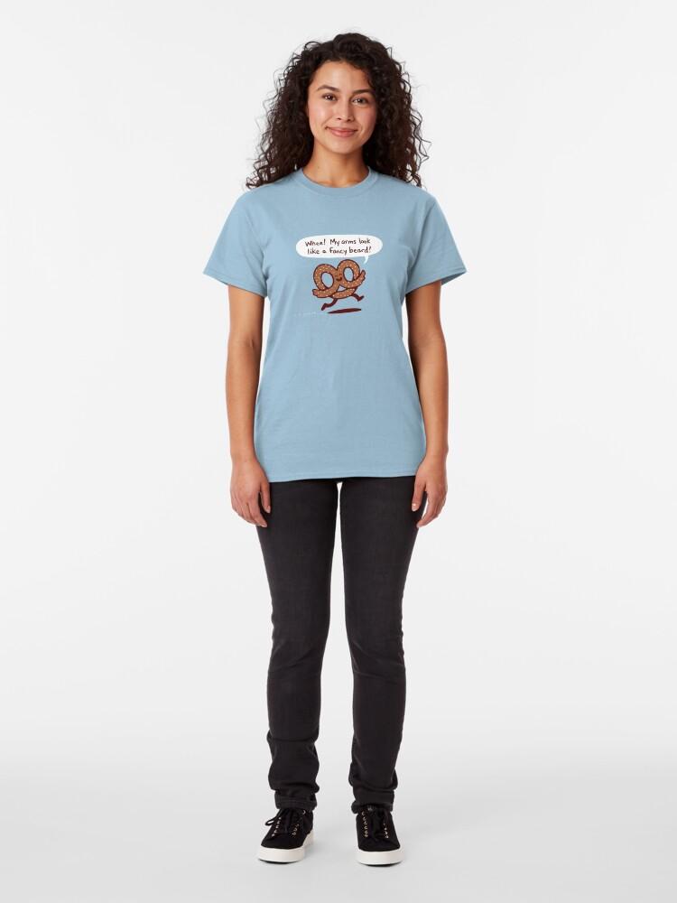 Alternate view of Pretzel Pat Classic T-Shirt