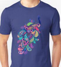 Paisley Peacock T-Shirt