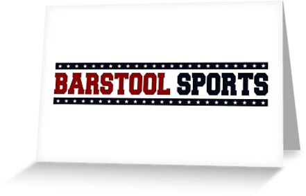Barstool sports greeting cards by austinb21 redbubble barstool sports by austinb21 m4hsunfo
