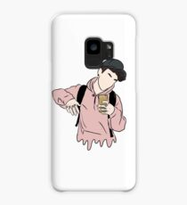 Wes Tucker- drippy outline Case/Skin for Samsung Galaxy