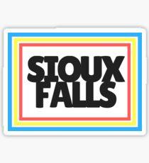 Sioux Falls Sticker