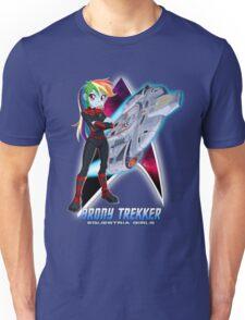 Brony Trekker: Equestria Girls RD Ver. Unisex T-Shirt