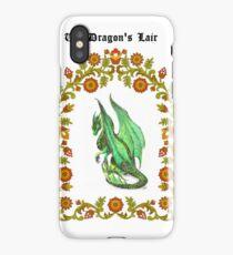 Dragon's Lair iPhone Case