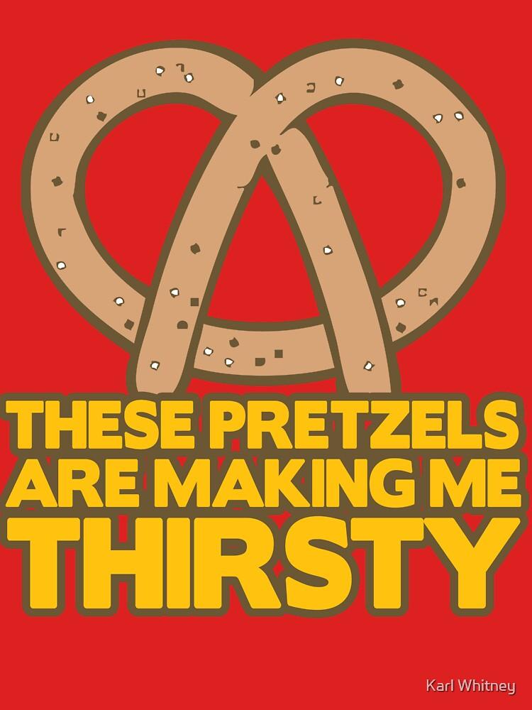 Pretzels | Unisex T-Shirt