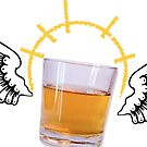 Drinks With God Podcast Logo by drinkswithgod