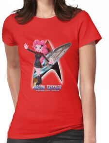 Brony Trekker: Equestria Girls PP Ver. Womens Fitted T-Shirt