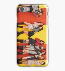 knock knock iPhone Case/Skin