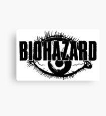 Biohazard (Resident Evil) — Beta Eye Canvas Print
