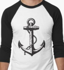 Anchor Men's Baseball ¾ T-Shirt