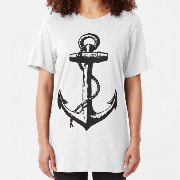 Anchor Slim Fit T-Shirt