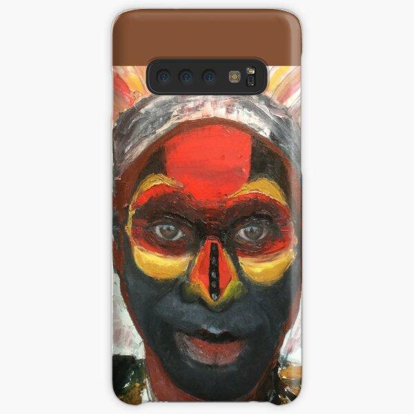 PNG Warrior III Samsung Galaxy Snap Case