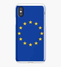 European Union Flag Phone Case iPhone Case/Skin